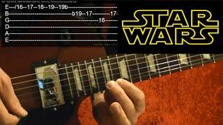 STAR WARS Guitar Lesson - Cantina Band