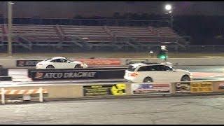 I Raced My Mercedes E63 AMG Wagon Against an Audi R8 and a Porsche 911