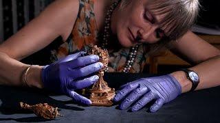 Playful in prayer? A miniature tabernacle