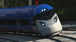 Amtrak Announces Next-Generation of High-Speed Rail