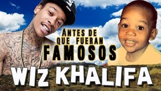WIZ KHALIFA - Antes De Que Fueran Famosos - BLACK AND YELLOW