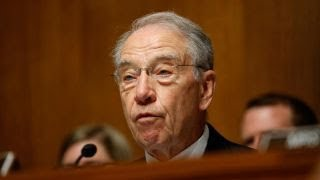 Sen. Grassley: No evidence at this point of any Trump-Russia collusion