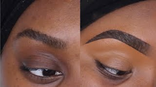 UPDATED EYEBROW TUTORIAL | IDENTICAL TWINS NOT SISTERS