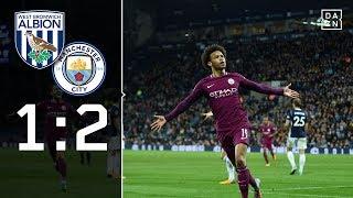 Sané mit Doppelpack, Gündogan verletzt | West Bromwich Albion - Manchester City | EFL Cup | DAZN