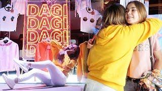 Die KRASSEN ersten Tage der DAGI-SHOP POP-UP TOUR 😍 | Dagi Bee