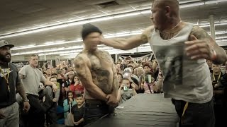 Ink Masters Slap Off Contest KO (Full Video) Championship Match (Must Watch)