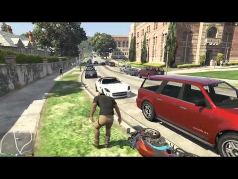 GTA 5 Gameplay on Dell XPS 17 L702x