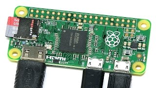 Raspberry Pi Zero: Review & Setup