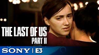 The Last of Us II Full Gameplay Reveal | Sony E3 2018