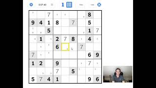 """Worst Dinner Party Guest Ever"" Vs Hard Sudoku:  Who Wins?!"