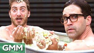 Chicken Noodle Soup Bath