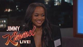 Jimmy Kimmel Predicts the Winner of The Bachelorette with Rachel Lindsay