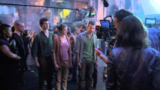 THE DIVERGENT SERIES: INSURGENT - Preliminary B-Roll [HD]