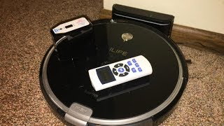 Best Lazy Way to Clean Your House - iLife A6 Beetle Robot Vacuum Sweeper - TheRcSaylors