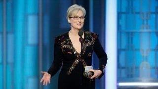 Tucker Carlson on Meryl Streep