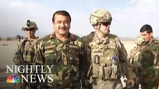 Exclusive: Inside The U.S. Strategy To Fight The Taliban | NBC Nightly News