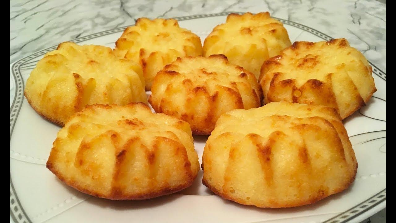 Рецепт булочек из сдобного теста
