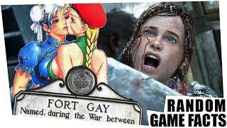 Der Parasit in The Last Of Us sollte nur Frauen töten & DAS Zelda-Geheimnis - Random Game Facts #90