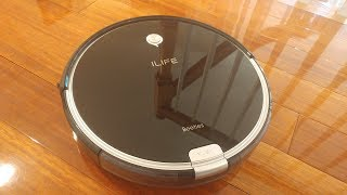 iLife A6 Robot Vacuum Cleaner Review