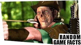 Heil Chicken Overlord & Robin Hood in Fallout - Random Game Facts #69