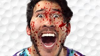 THE DAY MARKIPLIER WENT INSANE   Golf With Friends
