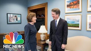 Senator Susan Collins Says Brett Kavanaugh Sees Roe V. Wade As
