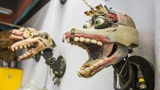The Puppets Inside Jim Henson