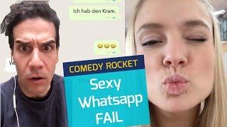 Sexy WhatsApp Fail