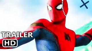 """SPІDЕR-MАN HOMECOMІNG """"Spider Suit"""" Promo (2017) Tom Holland Movie HD"""
