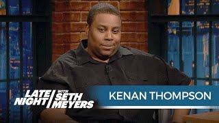 Kenan Thompson Announces David Ortiz