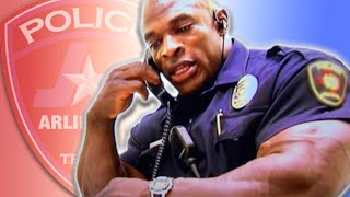 Ronnie Coleman The Unbelievable Remastered in 1080HD - Part 2 Police Officer