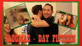 Vlogmas (Day15) - Falcone Family Festive Fun