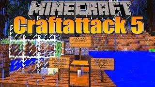 Prank an ViceVice! OP Rüstung?! - Minecraft Craftattack 5 #04