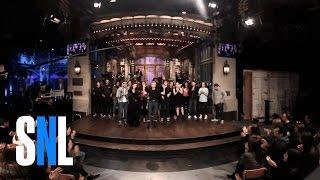 Creating Saturday Night Live: Goodnights (360°)