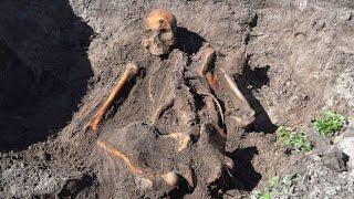 Фильм 31 Раскопки в полях Второй Мировой Войны/Film 31 Excavation in fields of World War II