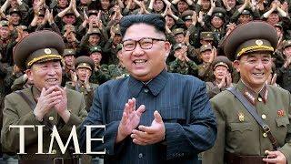Kim Jong Un Calls President Trump