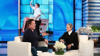 Jeff Garlin Apologizes for Putting Ellen in His Standup Act
