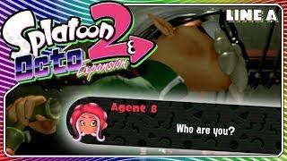 Splatoon 2 Octo Expansion | Episode 1 (Line A)