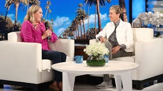 Ellen Surprises a Deserving First Grade Teacher