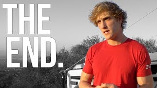 THE END OF LOGAN PAUL VLOGS...