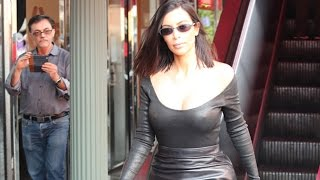 Kim Kardashian Flaunting Her Amazing Shape