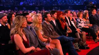 Vince Gill & Carrie Underwood (Jesus take the wheel & How Great thou Art )