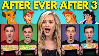 COLLEGE KIDS REACT TO AFTER EVER AFTER 3 (Disney Parody)