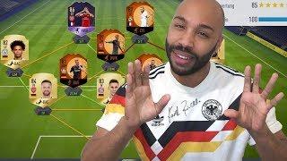 ICH BEWERTE EURE TEAMS! 🔥 💯 - Peaches & Scream - FIFA 18 Ultimate Team