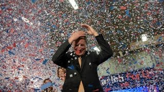 Kasich says his confetti guy went too far