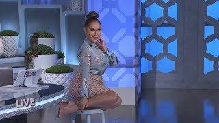 Adrienne Tries the Ariana Grande Stool Challenge