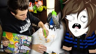 YOUTUBER RATEN + SPRÜHPISTOLE mit GermanLetsPlay