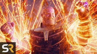 25 Facts About Thanos Infinity War Doesn