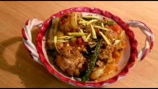 Dhaba Style Chicken Karahi