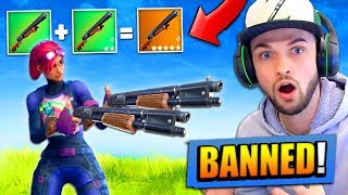 This should be BANNED in Fortnite: Battle Royale?